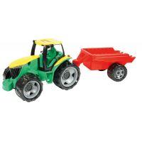 Traktor Lena s přívěsem 62 cm