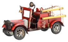 Model FIRE TRUCK (dekorace) 90804