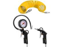 PROTECO - 10.25-003 - sada pneumatického nářadí 3-dílná