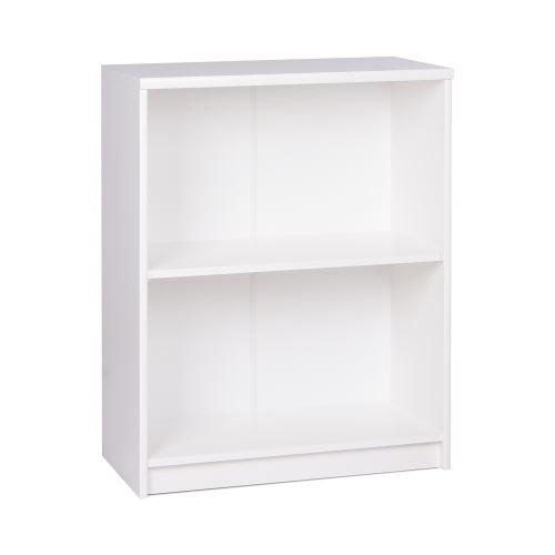 Knihovna NICE 21 bílá IDEA nábytek