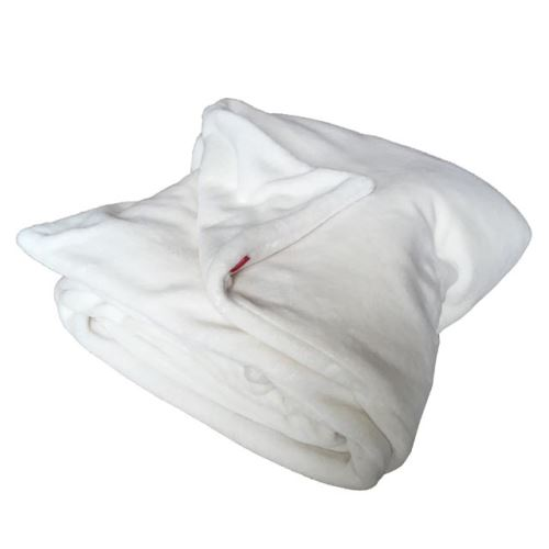 Aesthetic Deka zimní oboustranná - 72x100 cm Barva: 300 - bílá