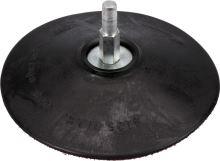 Vorel Talíř leštící/brousící 125 mm suchý zip TO-08400