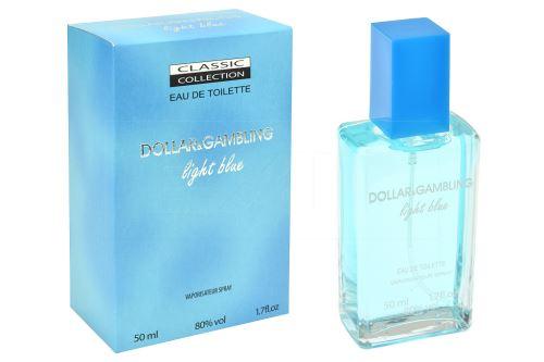 Toaletní voda Dollar & Gambling Light Blue - 50ml - 5904378131050