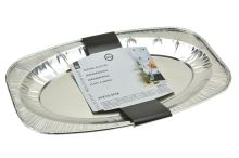 Servírovací hliníková mísa EH - Set 2ks (35x23.5cm) - 8719202360912