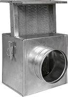 HS Flamingo - Filtr k ventilátoru / do rozvodů teplého vzduchu 150 mm HSF18-127