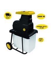 PROTECO - 51.06-DV-2800 - drtič větví 2600 W