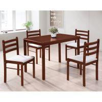 Stůl + 4 židle FARO lak třešeň IDEA nábytek