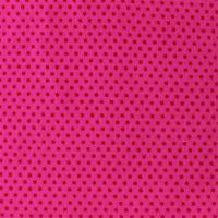 Aesthetic Prostěradlo do kočárku, košíku - bavlněný úplet s motivem - 32x75cm - mix motivů a barev TYP: Puntíček  růžový podklad