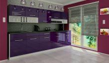 FALCO Kuchyňská linka Devil 260 fialový lesk - 1506015102