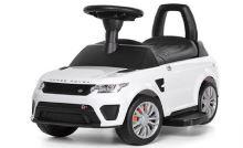Odrážedlo White Range Rover