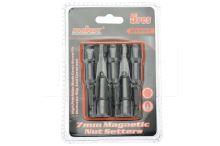 Prodlužovací bity 7mm HORUSDY - Set 5ks - 6144509210547