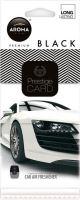 Osvěžovač AROMA CAR PRESTIGE CARD BLACK am92664