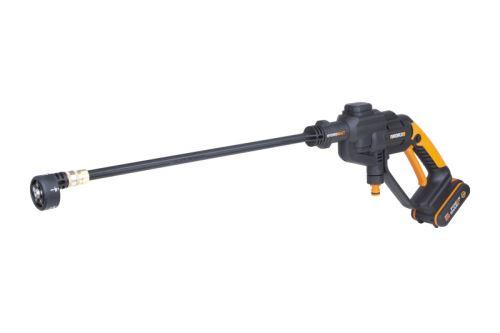 WG620E - Aku tlaková myčka 20V, 22bar, 1x2.0Ah - Powershare