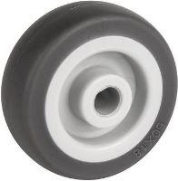 Kolo pro kaučukové Ø75 mm/35 kg/Ø10 mm