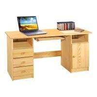 PC stůl 8847 lakovaný IDEA nábytek