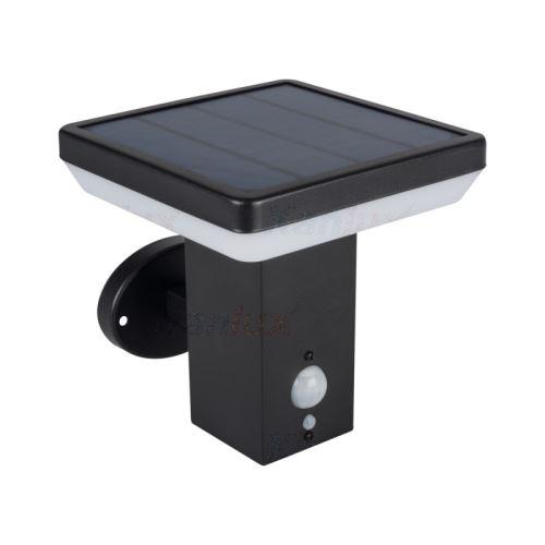Kanlux Solární LED svítidlo 25774 SOLCA L PV EL-B  venkovní