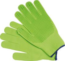 Vorel Rukavice pracovní bavlněné zelené vel. 8 TO-74094