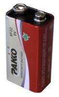 Baterie 9V 6F22