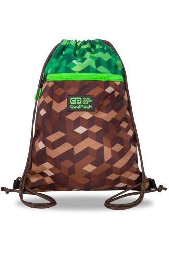 Taška na obuvi s vertikální hrou Coolpack